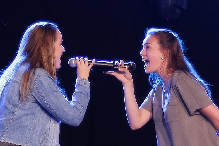 Julia en Boann